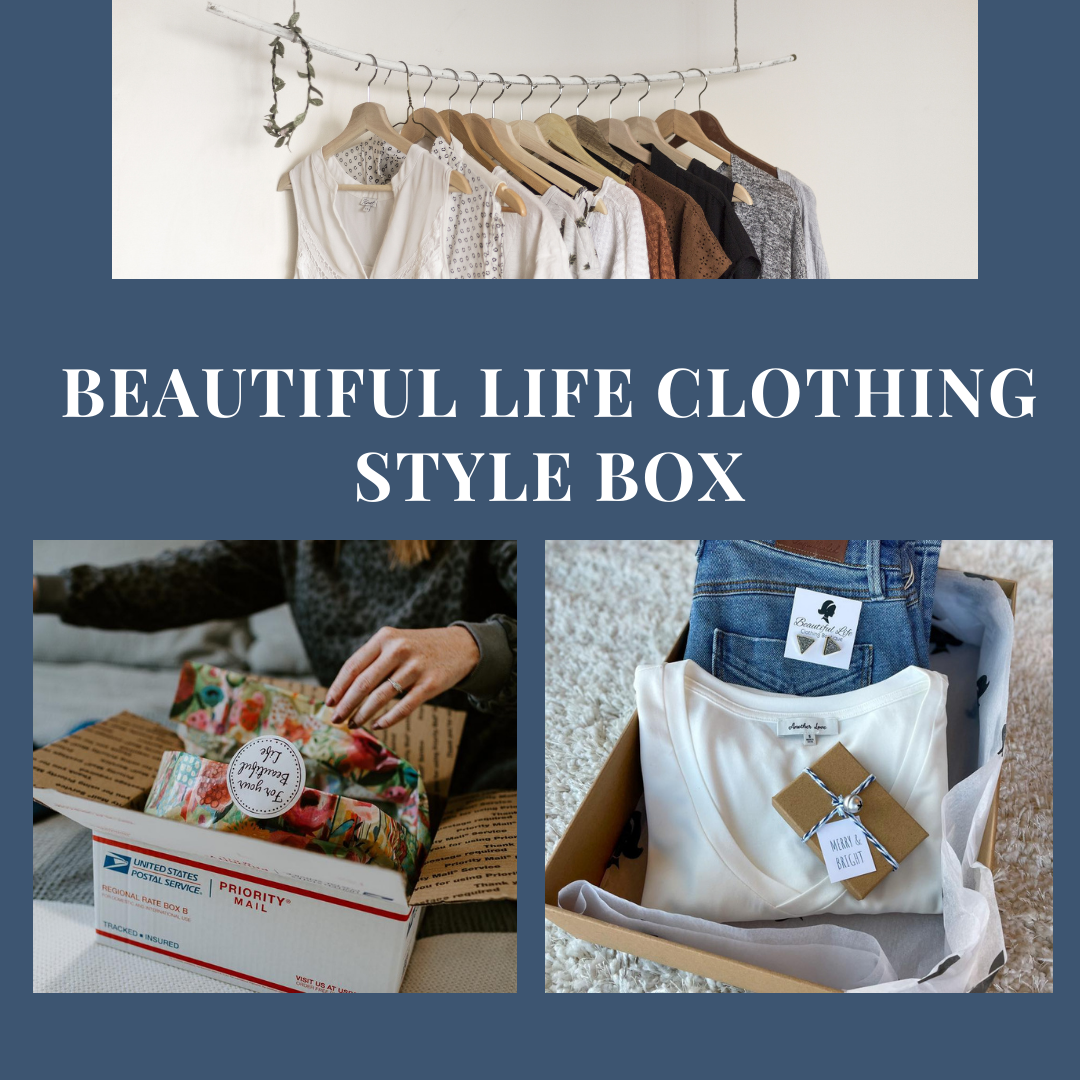 Beautiful Life Clothing Style Box