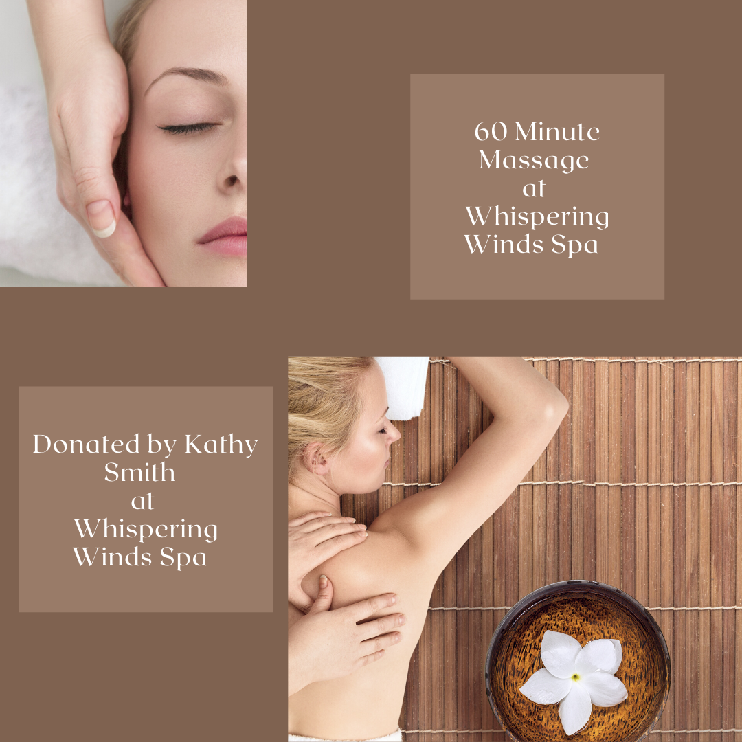 Whispering Winds Spa Package